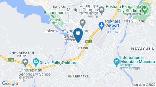 Hotel Sports Map