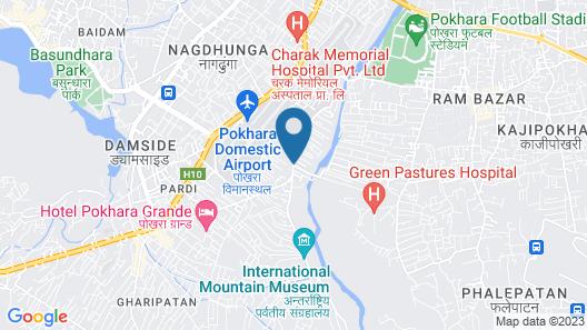Hotel Jal Mahal Map