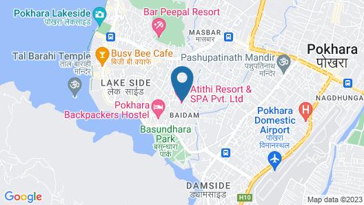 Katero Map