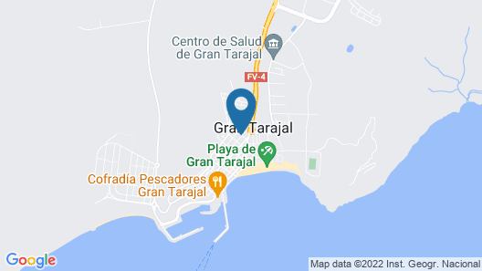 Holiday Home, Gran Tarajal Map