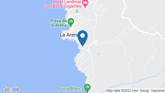 Allegro Isora Map