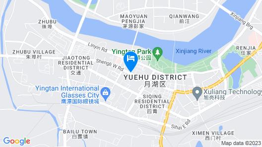Kai Xiang Hotel Yingtan  Map