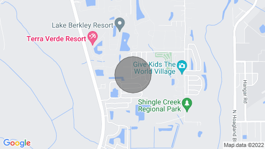 Executive Private Disney Villa, 30 ft Pool, Spa, King, HD TV, Netflix, Wifi Map