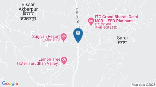 Surjivan Resort Map