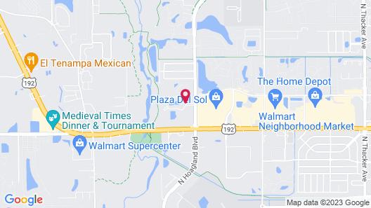 Magic Holiday Villas by ME Map