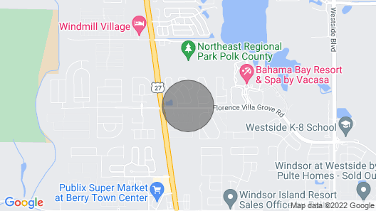 Davenport Luxury by TS Vacation Homes Map