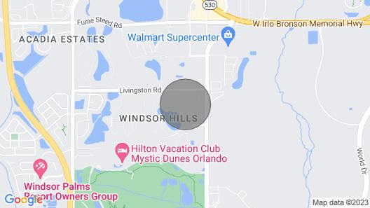 Alldisney4you - Renovated Vacation Condo Family-friendly Map