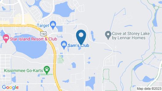 CLUB CORTILE RESORT Map