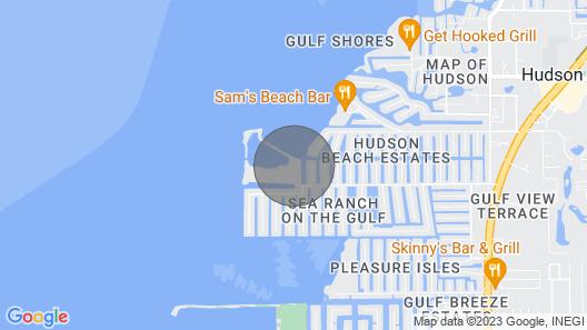 Perfect Florida Vacation Map