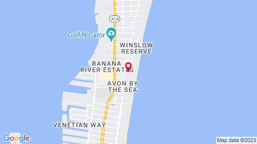 Discovery Beach Resort, a VRI resort Map