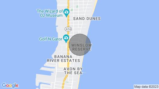 Coastal, Modern, Boutique Apartment W/amazing Beach Access!!! Map