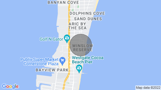 Beautiful 1BR Apartment - Closest Unit to Beach! Map