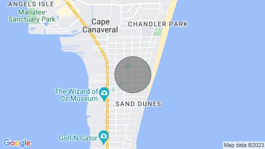 Renovierte Wohnung nur Wenige Schritte vom Strand Entfernt Map