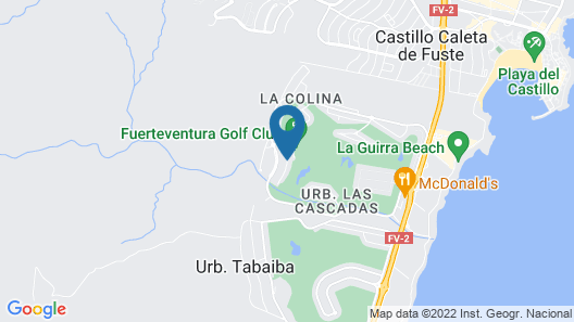 Elba Palace Golf & Vital Hotel Map