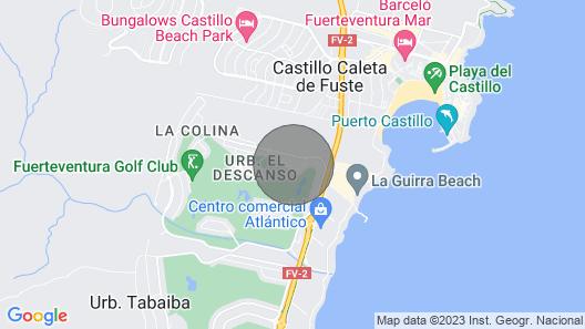 La Estancia Map