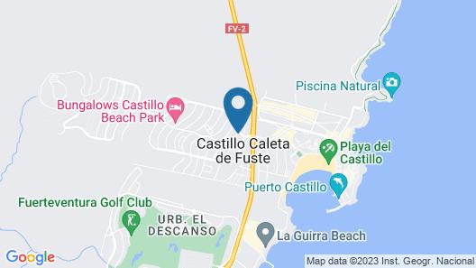 Vip Villas Map