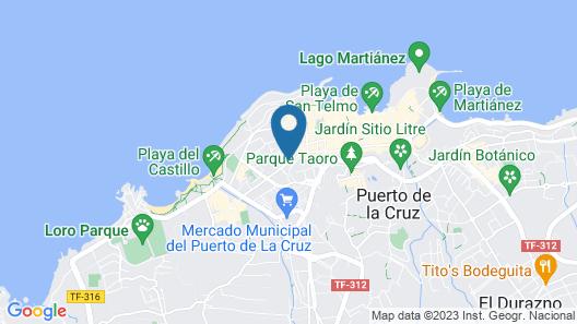 HC Hotel Magec Map