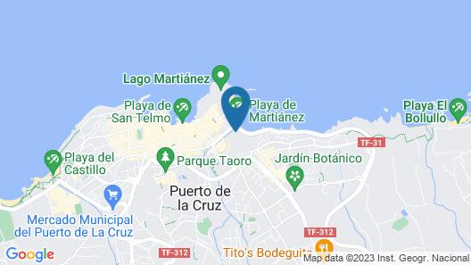 Bahia Principe Sunlight San Felipe Map