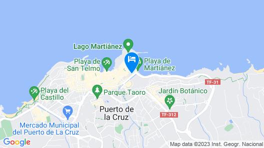Sol Costa Atlantis Tenerife Map