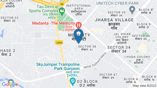 FabHotel Laxmi Residency Map