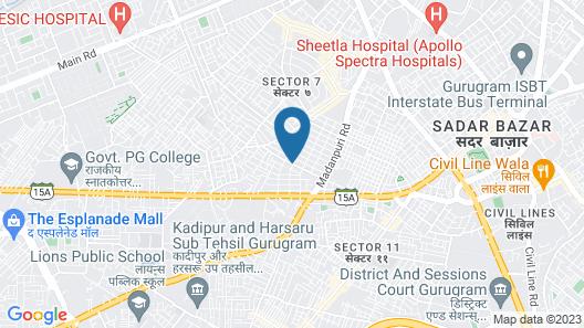 GD House Map