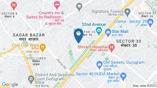 Anand Villa Map