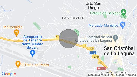El Campanario House With Wifi & Netflix Map