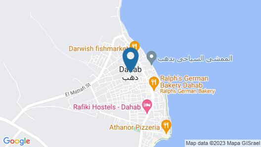 Sinai Gate Map