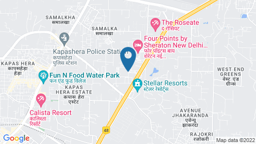 The Umrao Map