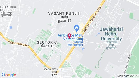 The Grand New Delhi Map