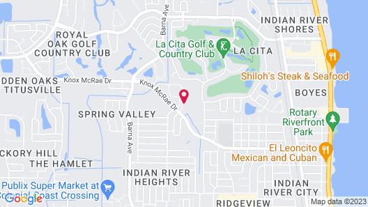 Vacation Villas Map