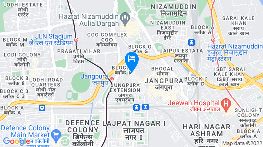 OYO 11265 Kapur Guest House Map