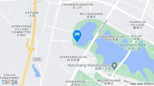 Novotel Nanchang Sunac Map