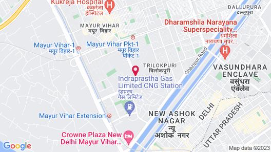 IIDL Suites Map