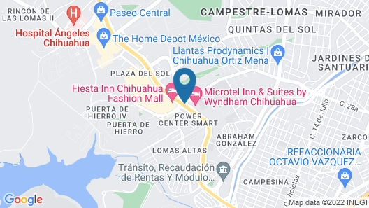 One Chihuahua Fashion Mall Map