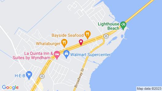 La Quinta Inn & Suites by Wyndham Port Lavaca Map
