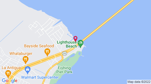 Holiday Inn Express & Suites Port Lavaca, an IHG Hotel Map