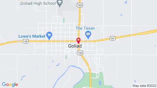 Executive Inn and Suites Map