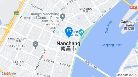 Pasandino Hotels&Resorts Nanchang Luzern Map