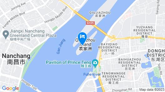Gloria Grand Nanchang Map