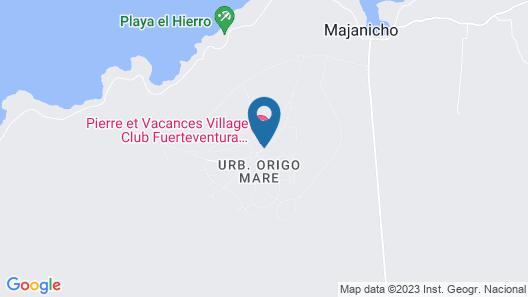 Pierre & Vacances Fuerteventura Origomare Map