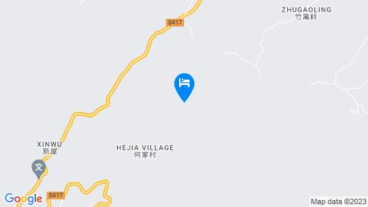 Nanchang Scenery Retreats Map