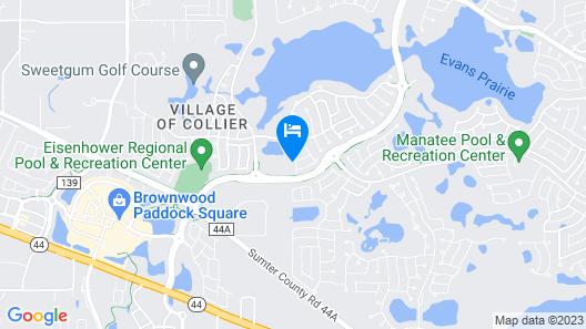 Vestridge Ave 3490 by White Pelican VR Map