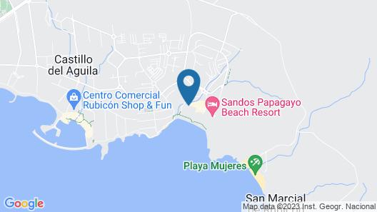 Gran Castillo Tagoro Family & Fun Playa Blanca -  All Inclusive Map