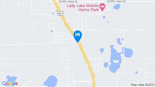 Microtel Inn & Suites by Wyndham Lady Lake/The Villages Map