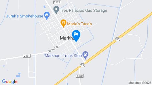 Custom Touch Village Markham Map