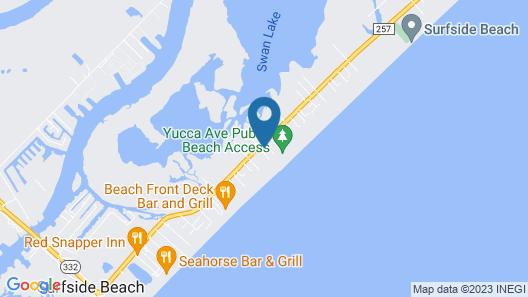 Anchor Motel & R.V. Park Map