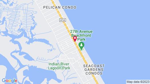 Ocean Trillium Suites Map
