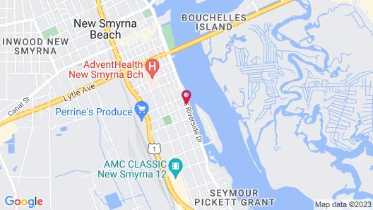 Black Dolphin Inn Map