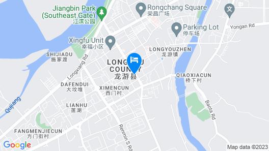 Guangyin Hotel Map
